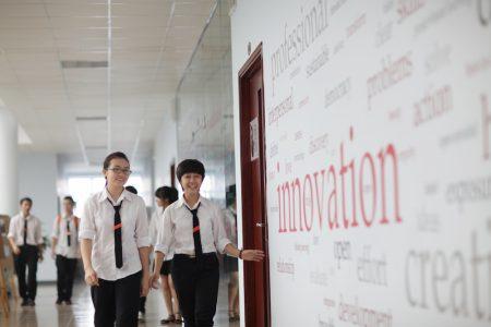 Trường THPT FPT trang bị cho học sinh những hành trang tốt nhất để có thể trở thành công dân toàn cầu.
