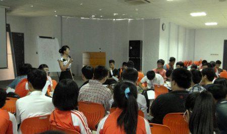 Nhận diện phong cách học tập và sử dụng phương pháp học phù hợp giúp học sinh THPT FPT học tập hiệu quả mà không phải học kiểu nhồi nhét, học gạo.