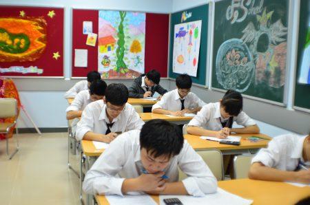 Kết quả kỳ thi giữa kỳ I đợt 2 cho thấy sự tiến bộ của nhiều học sinh