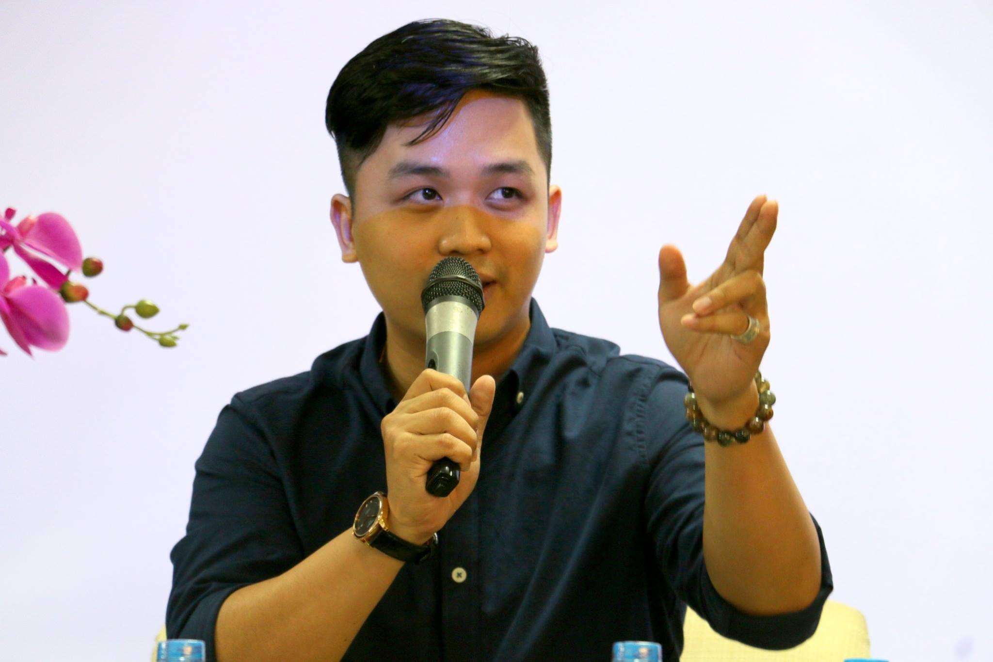 Anh Lê Huy Hoàng - người đã